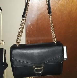 NINE WEST black bag NWT